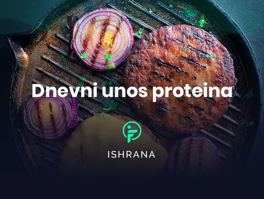 dnevni unos proteina
