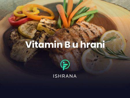 vitamin B u hrani