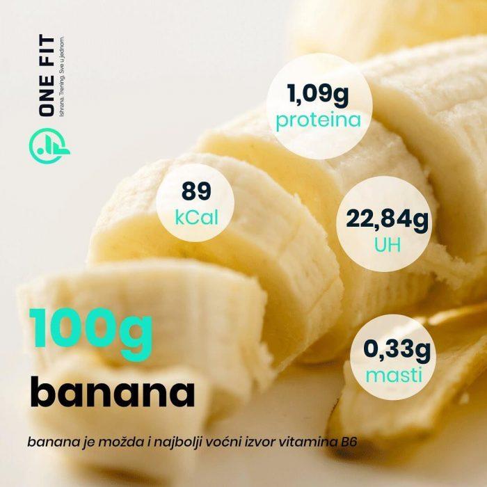 voće kalorije