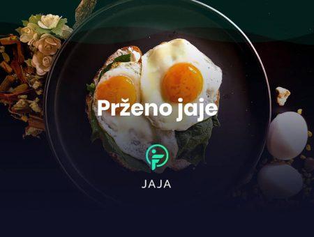 prženo jaje