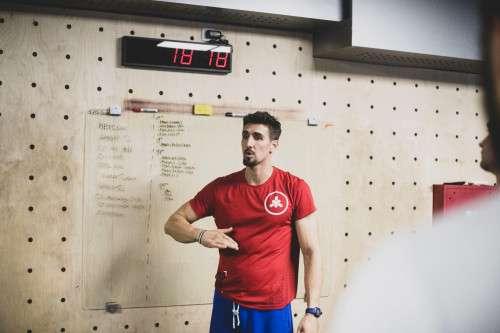 Dragutin Mrdak personalni trener