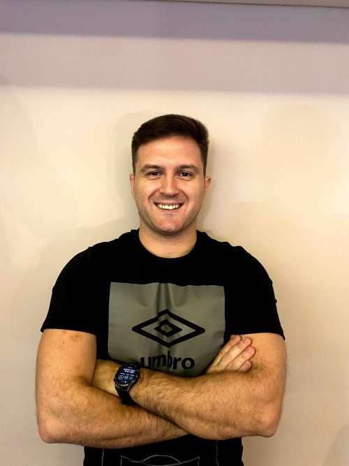 Stefan Nikolić personalni trener